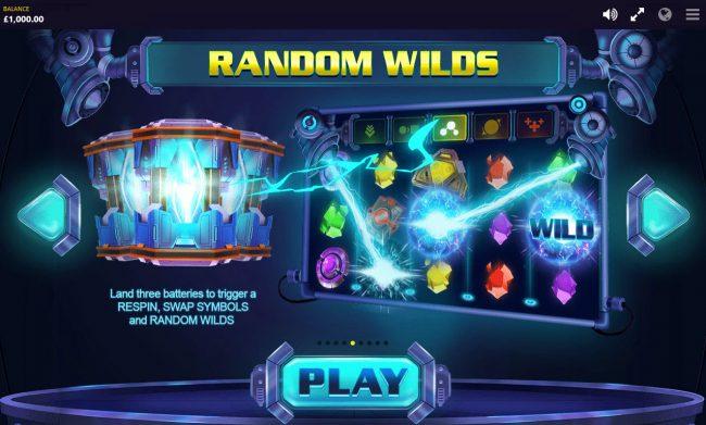 Reactor :: Random Wilds Feature