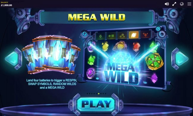 Reactor :: Mega Wild Feature