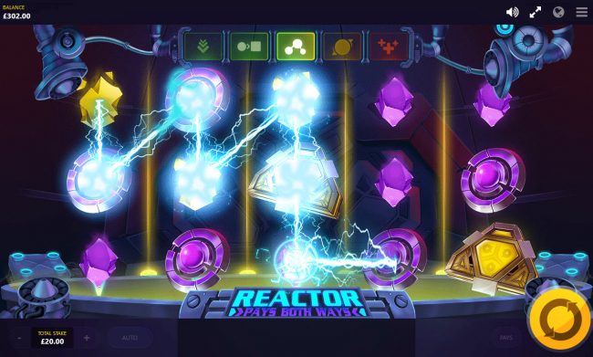 Reactor :: Random number of symbols are replaced