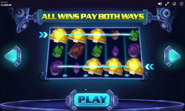 Reactor :: All wins pay both ways