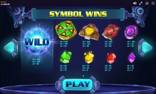 Reactor :: Symbol Wins
