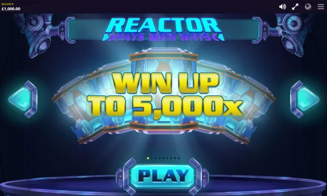 Reactor :: Win Up To 5,000x