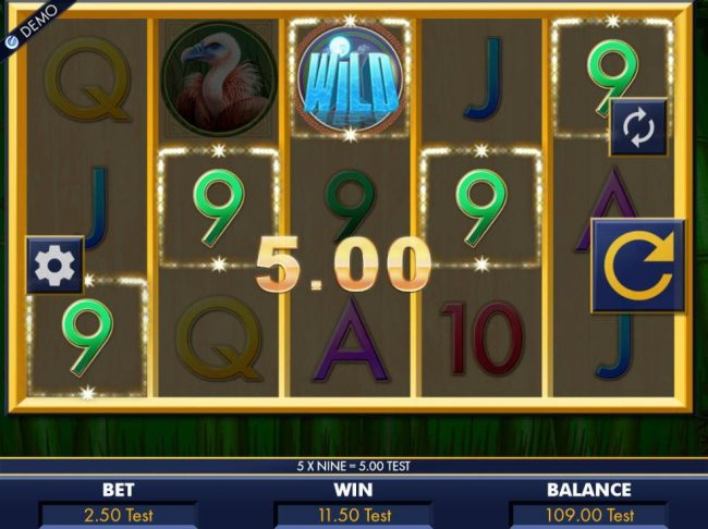 My Win 24 featuring the Video Slots Red Panda Paradise with a maximum payout of $1,875