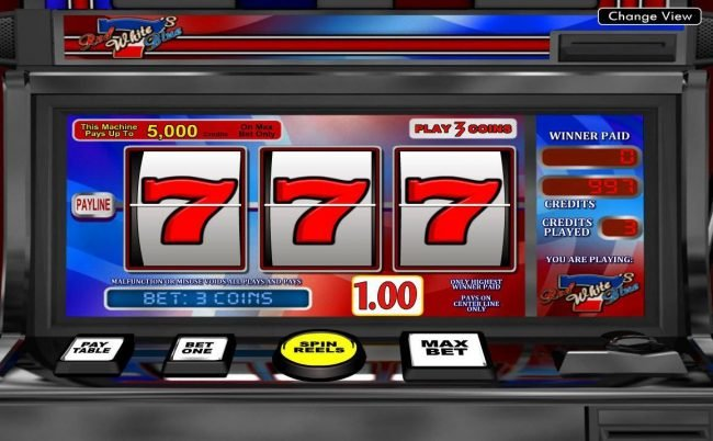 Spiele Red White And Blue - Video Slots Online
