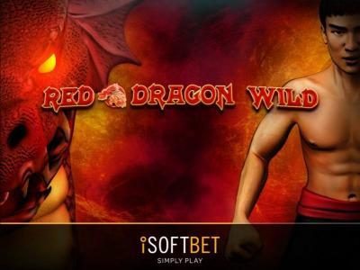Play slots at Pokie Place: Pokie Place featuring the Video Slots Red Dragon Wild with a maximum payout of $375