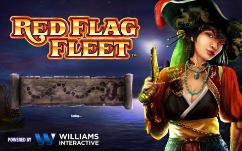 Red Flag Fleet :: Splash screen - game loading