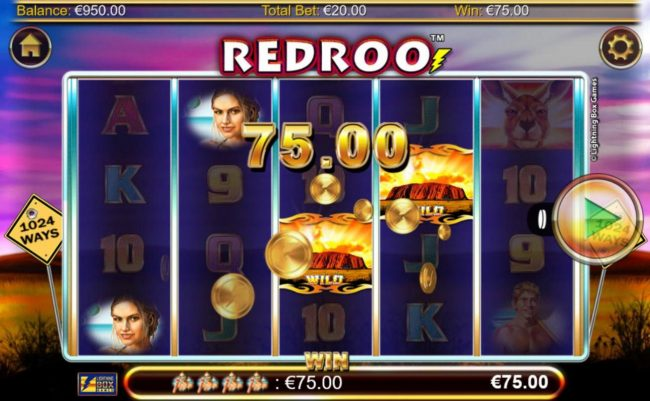 Fika Casino featuring the Video Slots Redroo with a maximum payout of $5,600