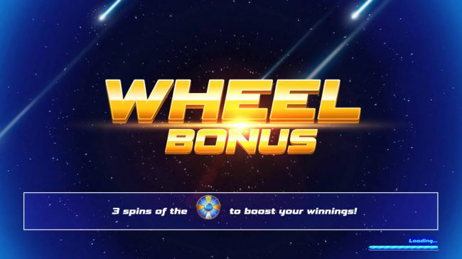 Reel Million Slot :: Wheel Bonus