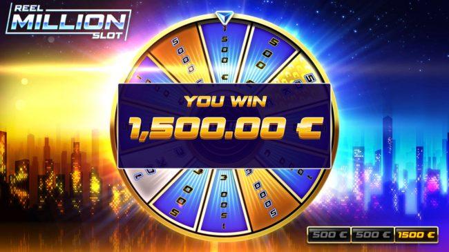 Reel Million Slot :: You Win