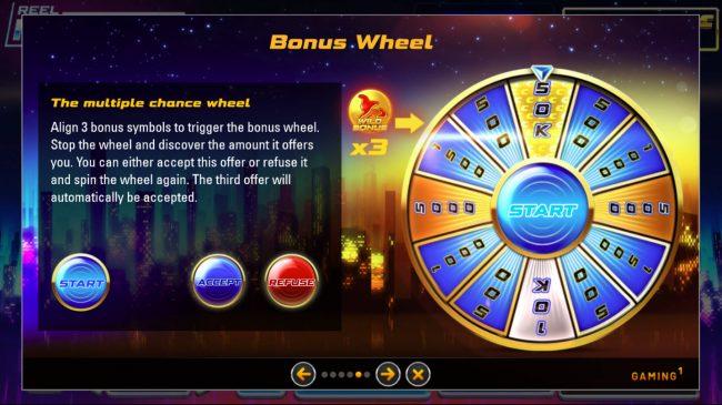 Reel Million Slot :: Bonus Wheel
