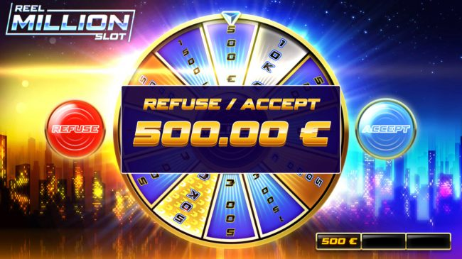 Reel Million Slot :: Spin the wheel