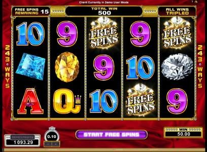 Rich Reels featuring the Video Slots Reel Gems with a maximum payout of $120,000