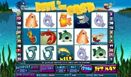 Play slots at Miami Dice: Miami Dice featuring the Video Slots Reel in the Cash 20 line with a maximum payout of $100,000