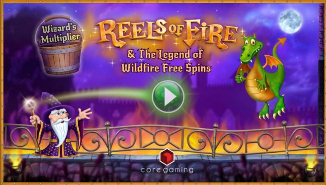 Play slots at Conquer: Conquer featuring the Video Slots Reels of Fire with a maximum payout of $250,000