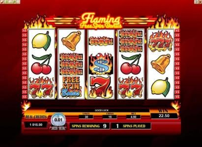 Jackpot Knights featuring the Video Slots Retro Reels - Extreme Heat with a maximum payout of $37,500