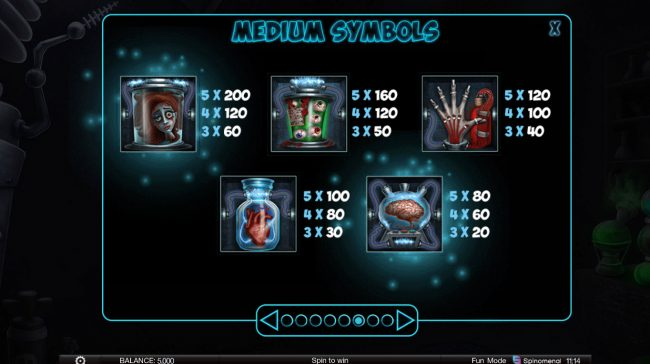 Argo featuring the Video Slots Reviving Love with a maximum payout of $100,000