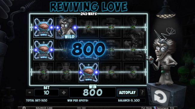 Play 24 Bet featuring the Video Slots Reviving Love with a maximum payout of $100,000