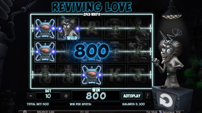 Reviving Love :: 800 Coin Win