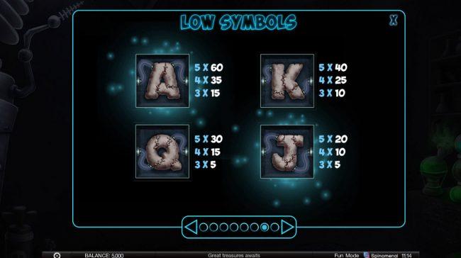 Reviving Love :: Low Value Symbols