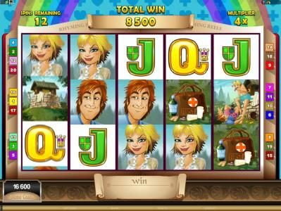 All British featuring the Video Slots Rhyming Reels - Jack & Jill with a maximum payout of $2,200,000