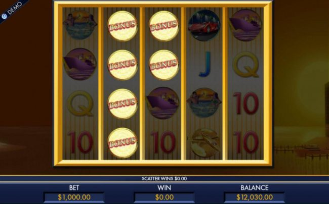 Play slots at Conquer: Conquer featuring the Video Slots Rich Man's Toys with a maximum payout of $50,000