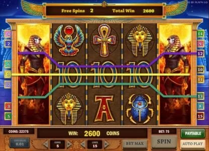 Yako Casino featuring the Video Slots Riches of Ra with a maximum payout of $625
