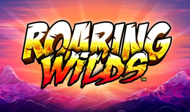 EuroMax Play featuring the Video Slots Roaring Wilds with a maximum payout of $50,000