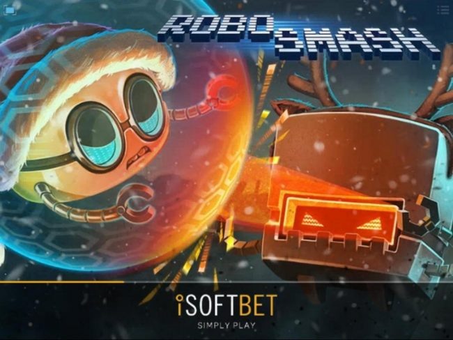 Play slots at Loki Casino: Loki Casino featuring the Video Slots Robo Smash with a maximum payout of $1,500