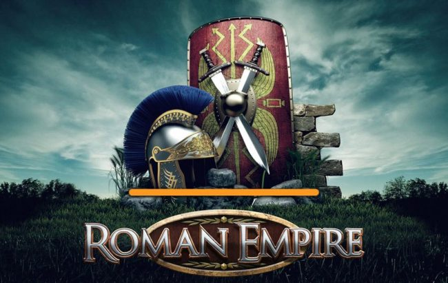 Campeon featuring the Video Slots Roman Empire with a maximum payout of $2,500,000