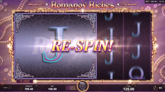Play Million featuring the Video Slots Romanov Riches with a maximum payout of $100,000