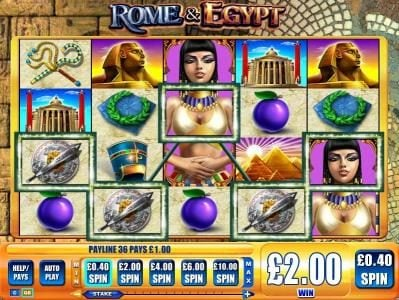 Rome & Egypt ::