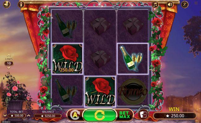 Romeo :: A winning three of a kind