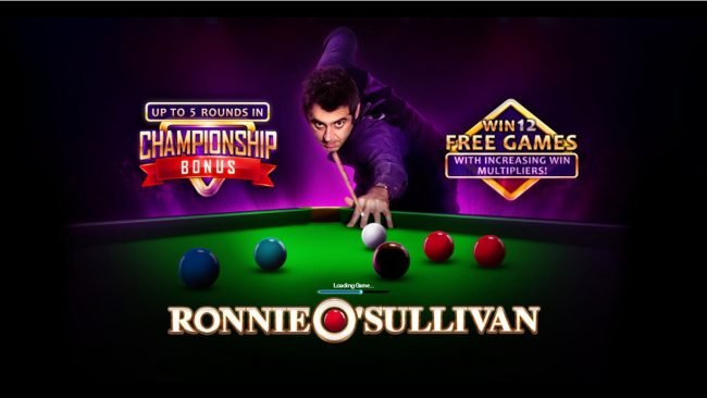 Play slots at LesA Casino: LesA Casino featuring the Video Slots Ronnie O'Sullivan Sporting Legend with a maximum payout of Jackpot
