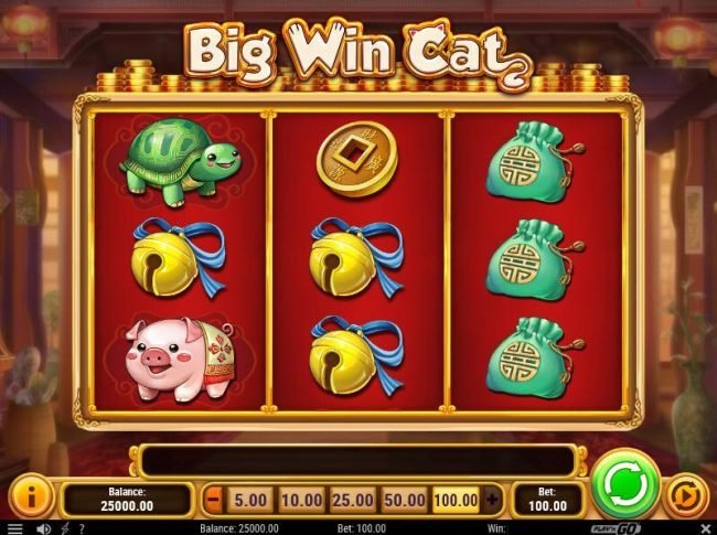 Fruity Casa featuring the Video Slots Route 777 with a maximum payout of $400,000