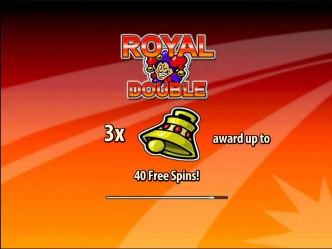 Play slots at Goodwin Casino: Goodwin Casino featuring the Video Slots Royal Double with a maximum payout of $926,000