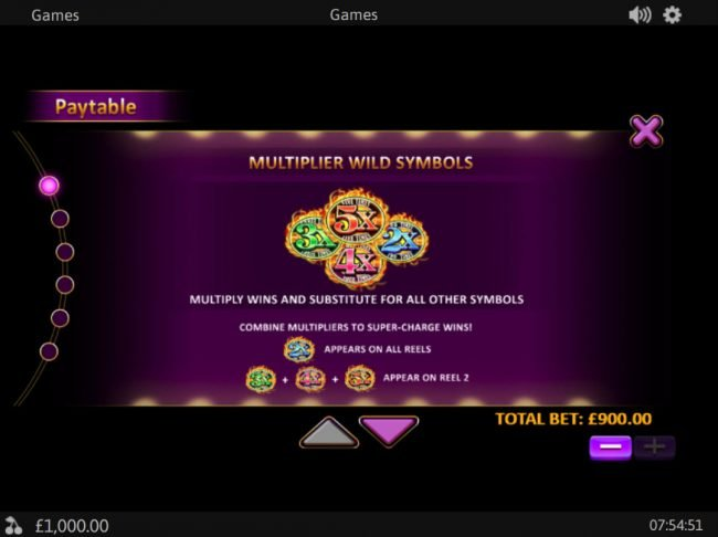 Come On featuring the Video Slots Royal Respin Deluxe with a maximum payout of $1,000,000