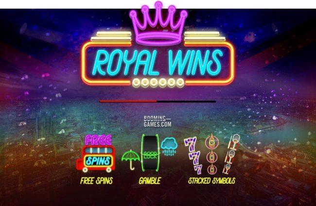 Play slots at Slotman: Slotman featuring the Video Slots Royal Wins with a maximum payout of $400,000