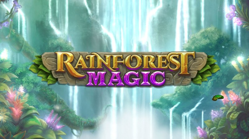 Play slots at TS: TS featuring the Video Slots Rainforest Magic with a maximum payout of $500,000