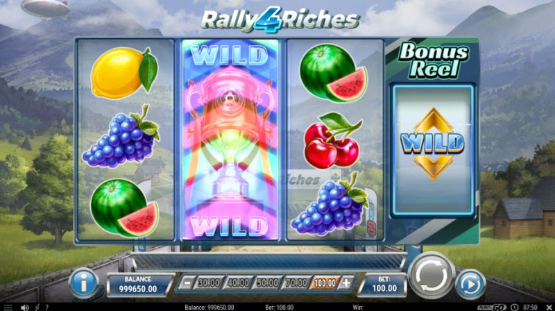Rally 4 Riches :: Wild Nudge