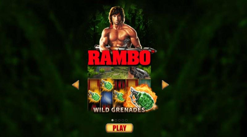 Rambo :: Introduction