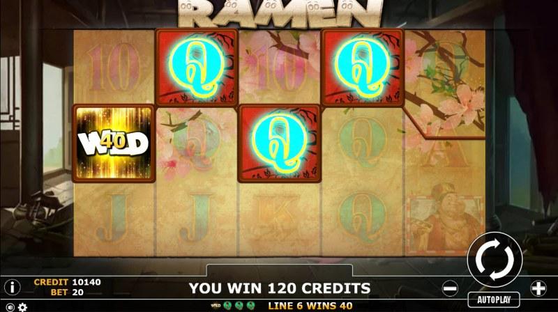 Ramen :: Four of a kind