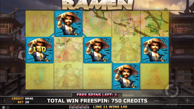 Ramen :: Five of a kind
