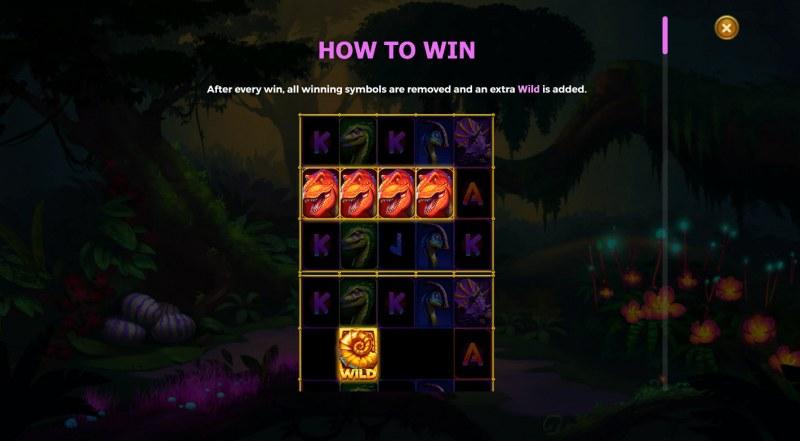 Raptor Doublemax :: How to win