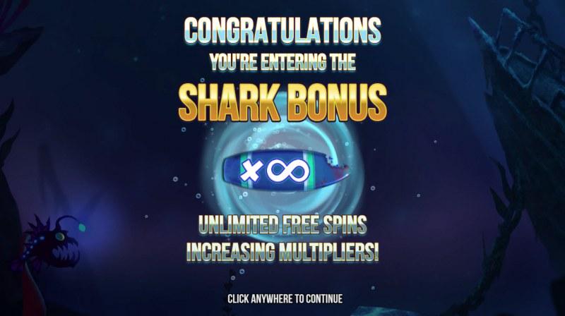 Razor Shark :: Shark Bonus