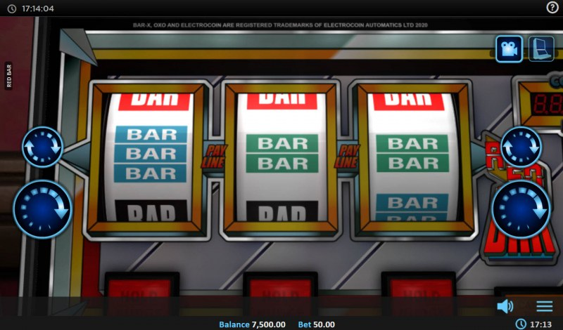 Red BAR :: Main Game Board
