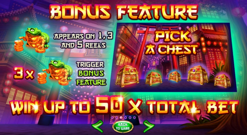 Red Lion :: Bonus Game Rules