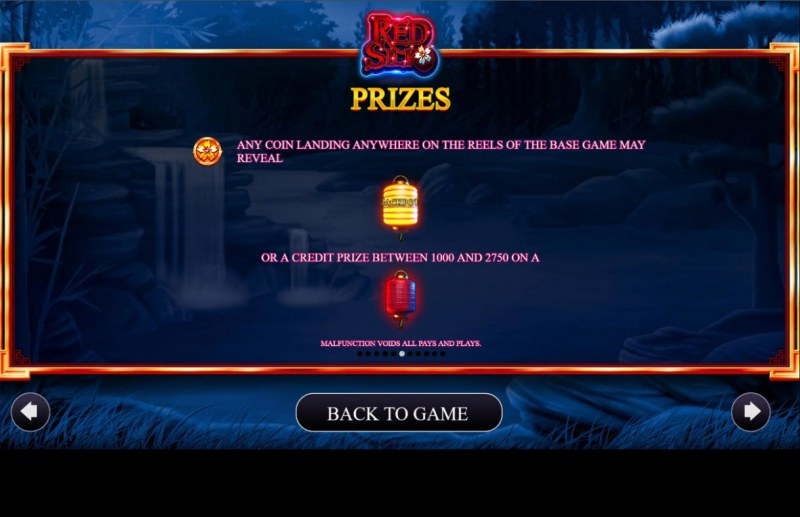 Red Silk :: Prizes