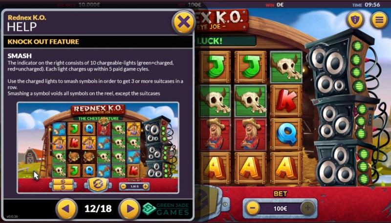 Rednex K.O. :: Smash Feature