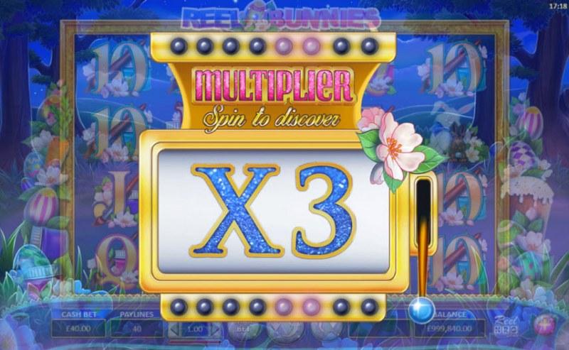 Reel Bunnies :: Mystery Multiplier