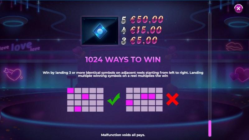 Reel Desire :: 1024 Ways to Win
